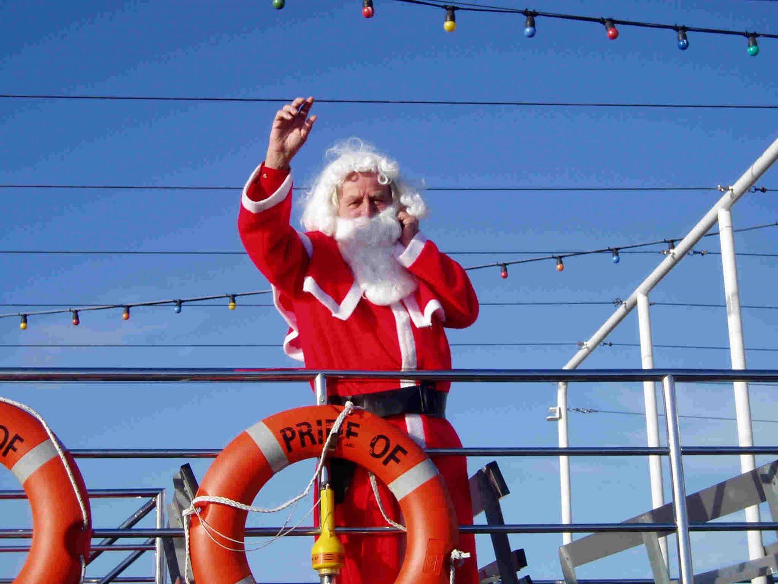 Сценарии новый год на корабле